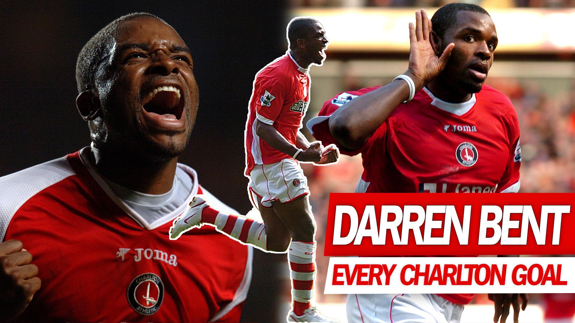 EVERY CHARLTON GOAL | Darren Bent
