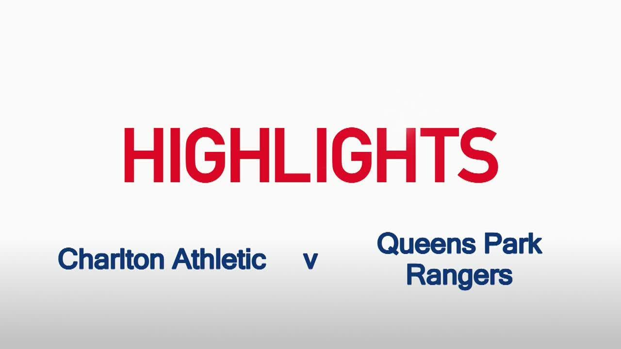 01 HIGHLIGHTS |  Charlton 2 QPR 0 (Aug 2015)