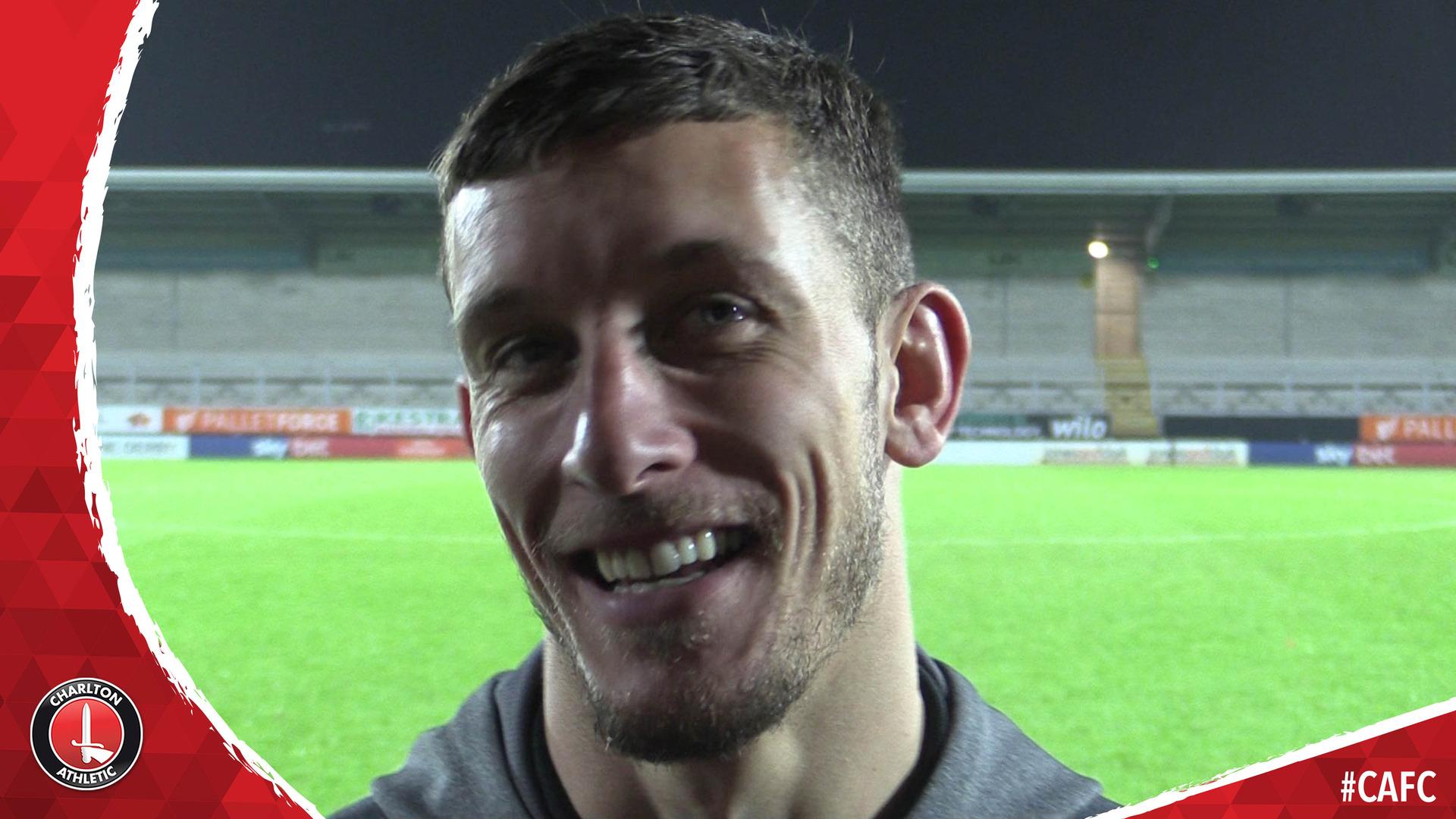 Jason Pearce on Charlton earning a big three points at Burton Albion