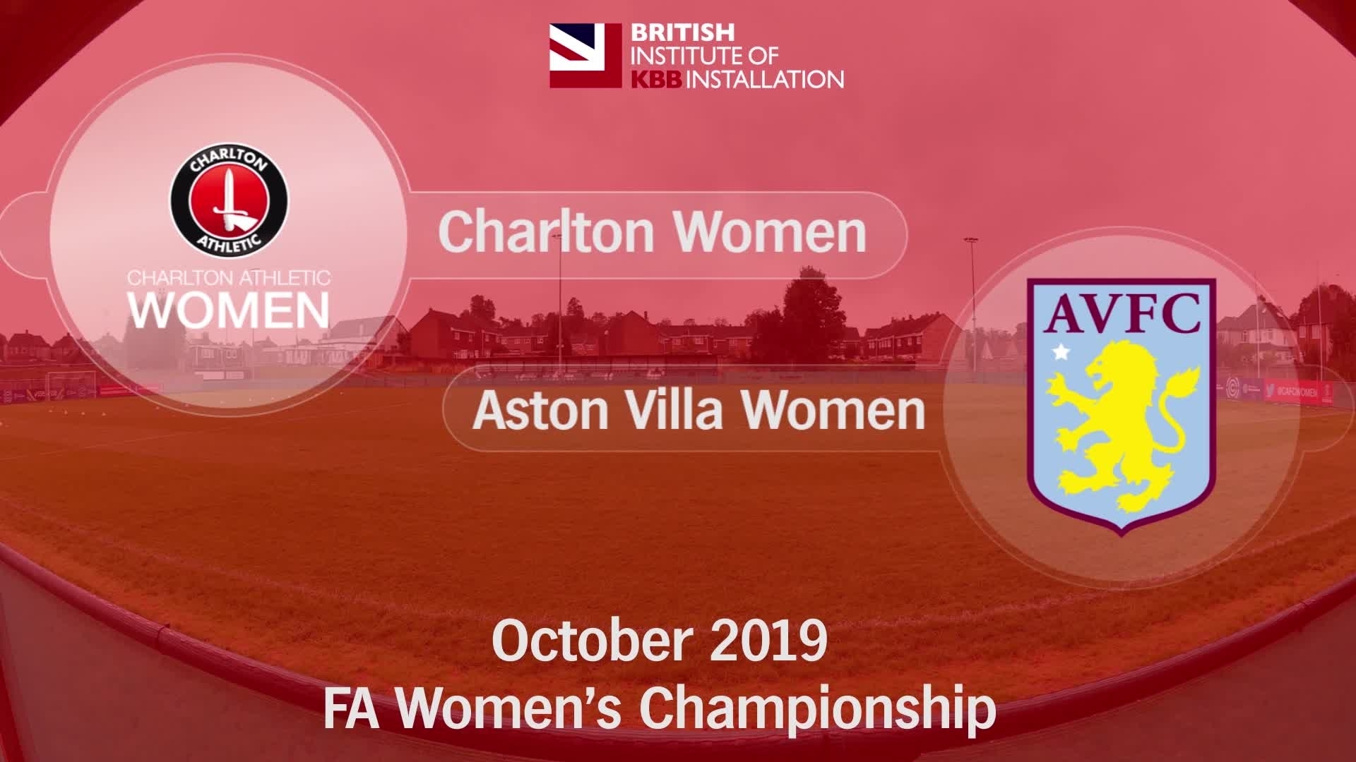 HIGHLIGHTS | Charlton Athletic Women 0 Aston Villa 4 (Oct 2019)