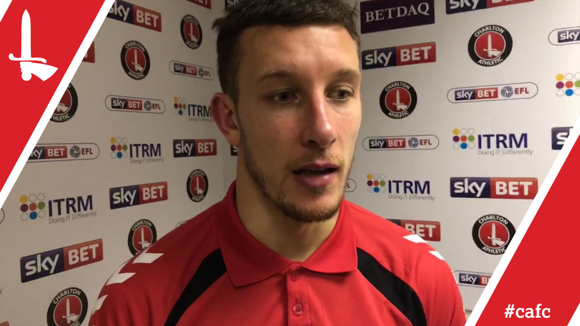 Jason Pearce reflects on Charlton's win over Rotherham