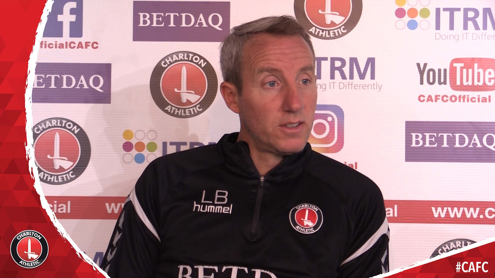 Lee Bowyer on Mansfield, Billy Clarke and Toby Stevenson