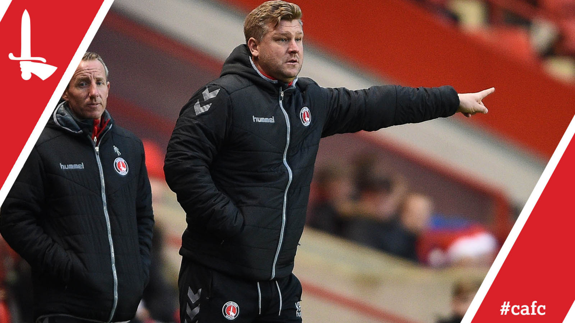 Karl Robinson on Nicky Ajose's return to Charlton
