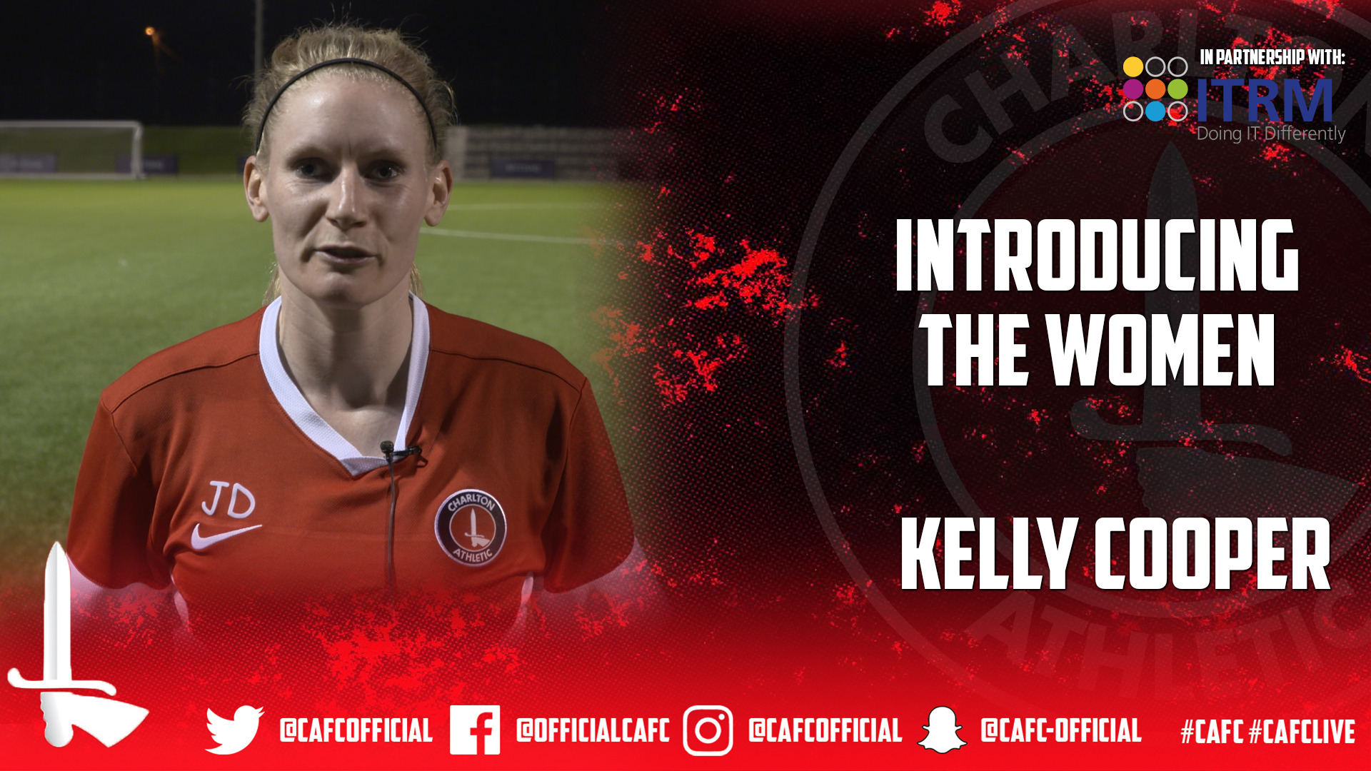 INTRODUCING THE WOMEN |  Kelly Cooper