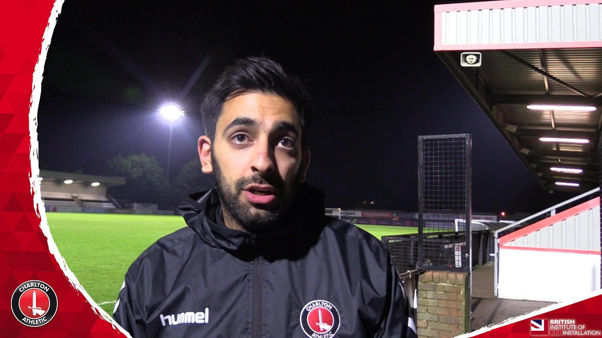 WOMEN'S REACTION | Riteesh Mishra proud of players despite Arsenal defeat