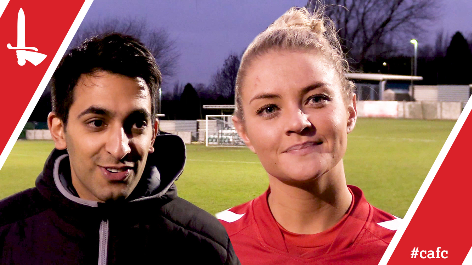 WOMEN'S REACTION | Riteesh Mishra and Ruby Southgate reflect on QPR win