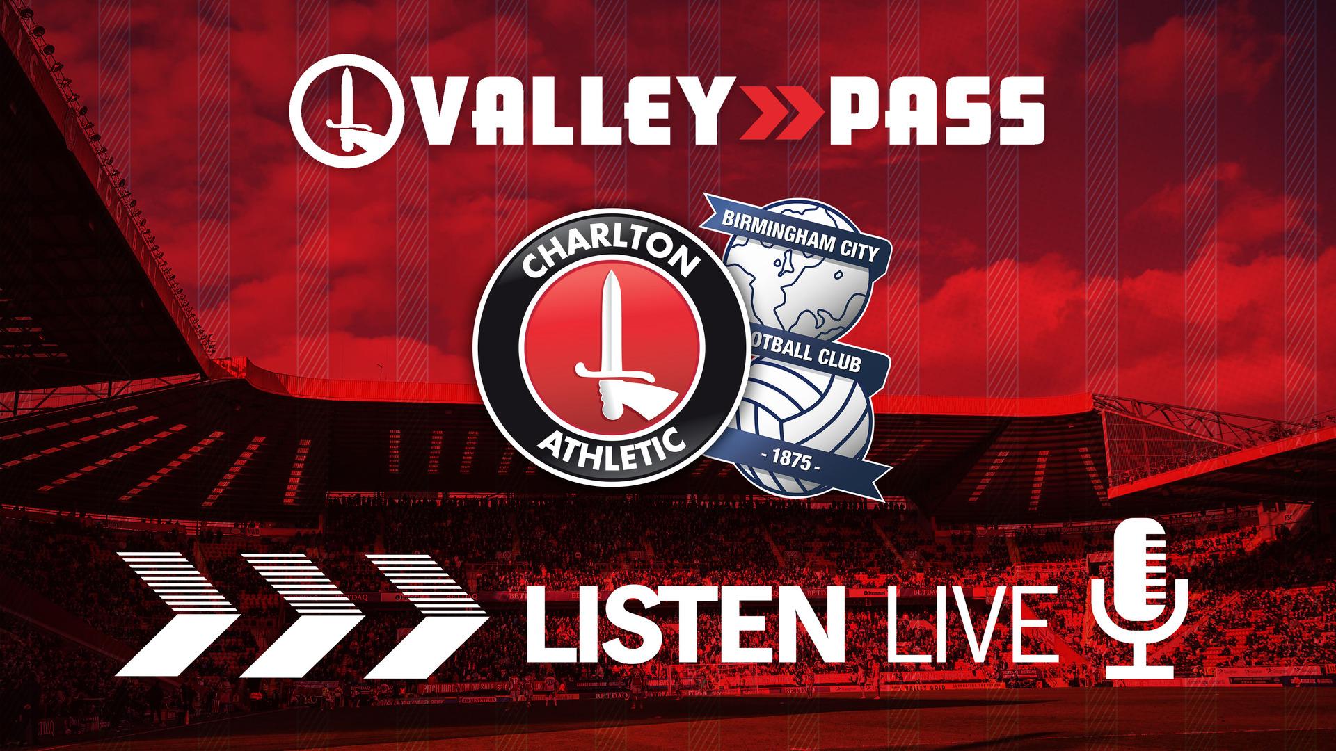 LIVE COMMENTARY | Reading v Charlton