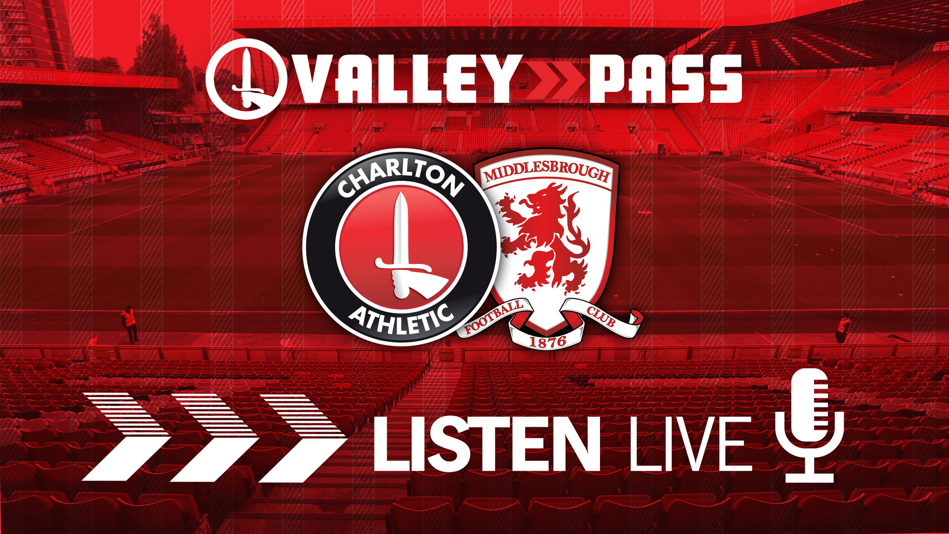 LIVE COMMENTARY | Charlton v Middlesbrough