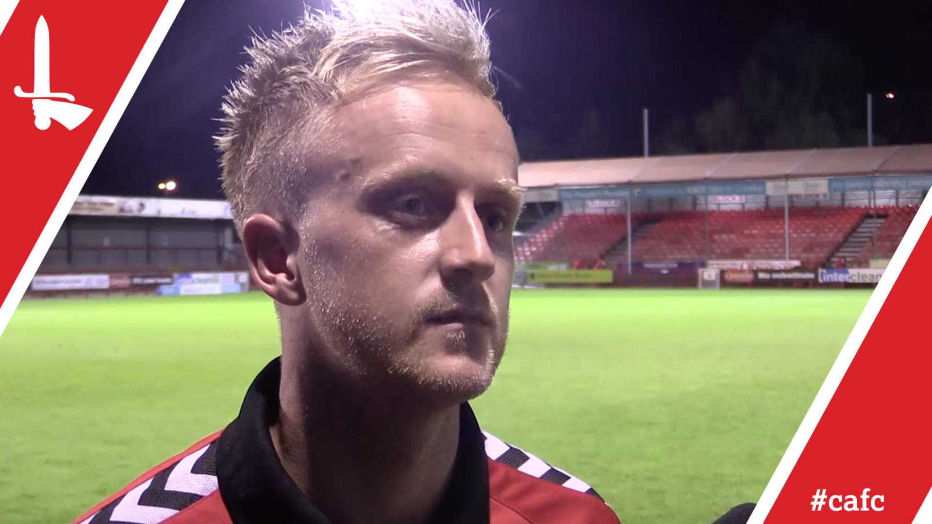 Ben Reeves pleased to get off the mark for Charlton