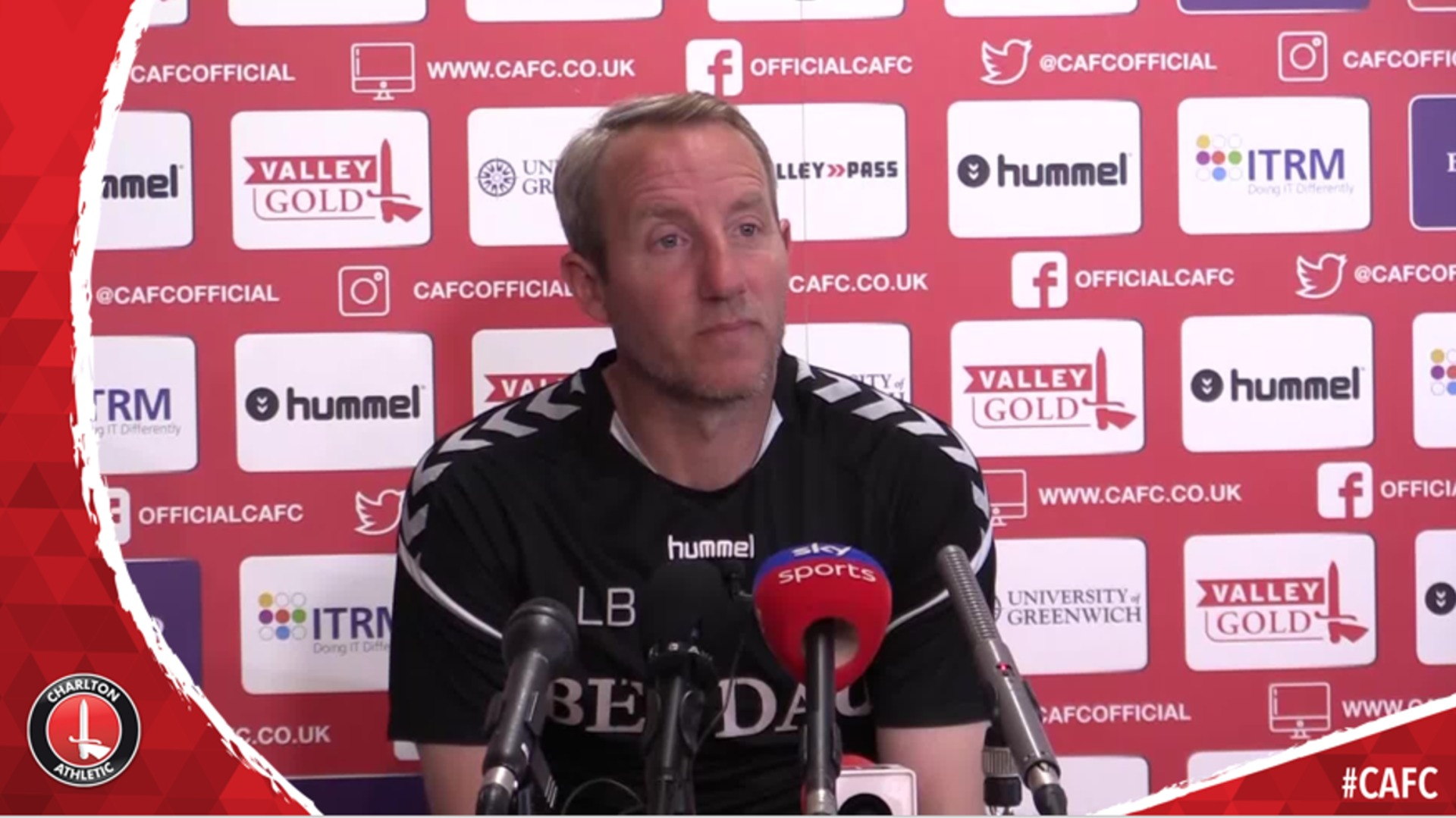 PRE-MATCH | Bowyer looks ahead to play-off final