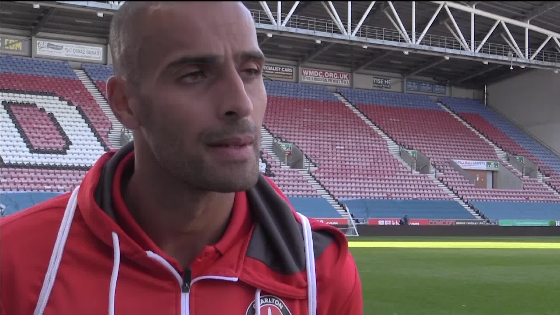 Darren Pratley reflects on Wigan defeat (September 2019)