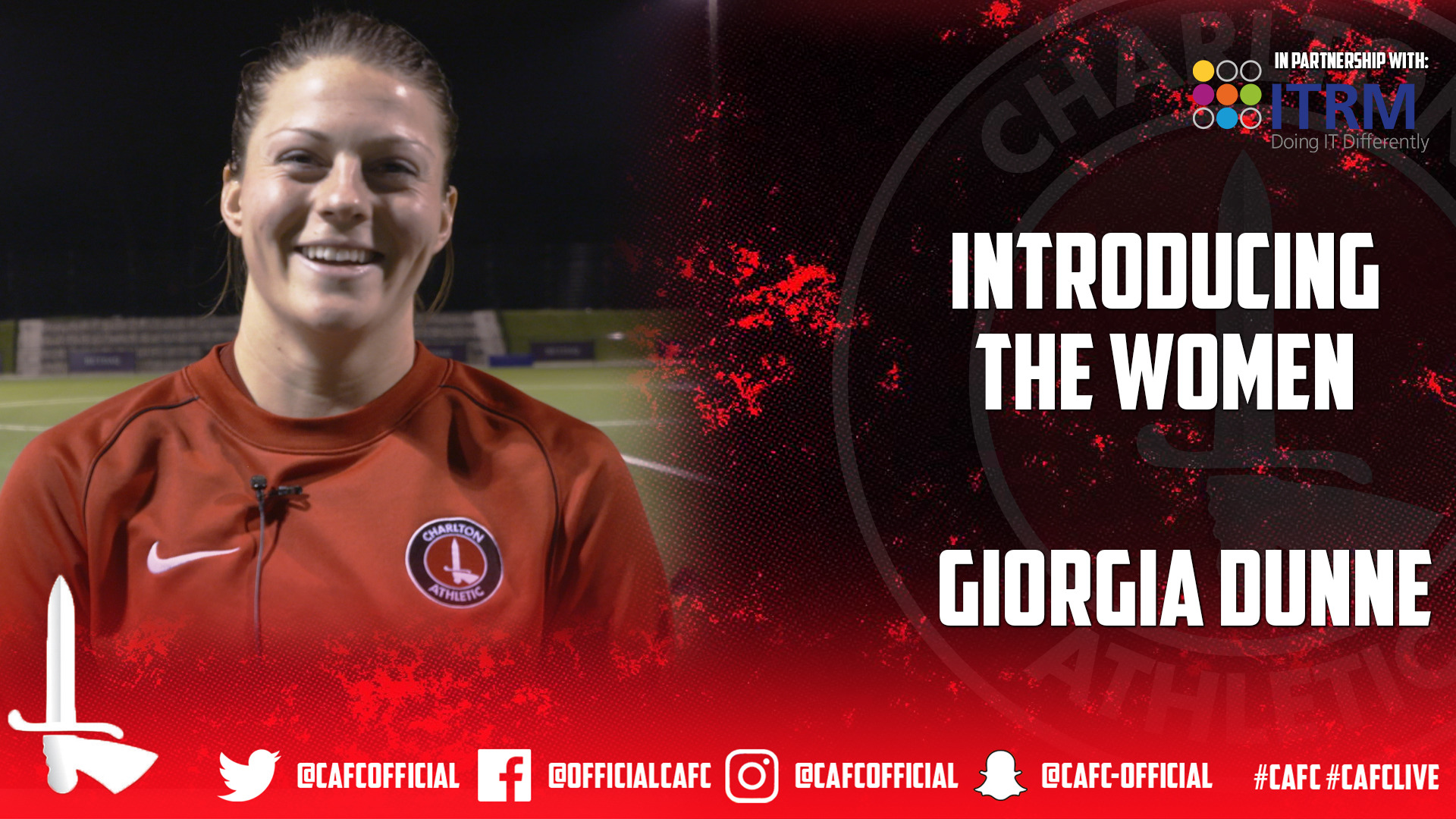 INTRODUCING THE WOMEN | Giorgia Dunne