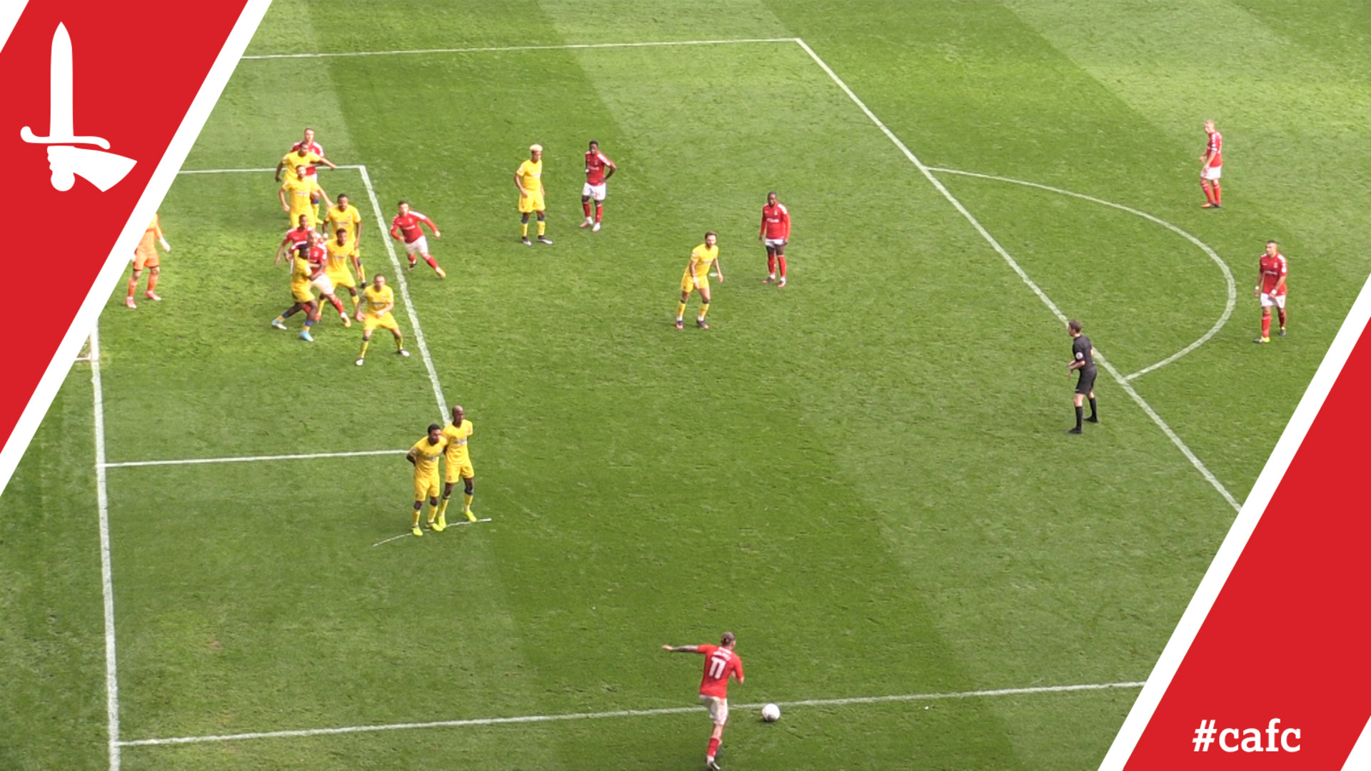 ALL ANGLES COVERED | Charlton 1 AFC Wimbledon 0