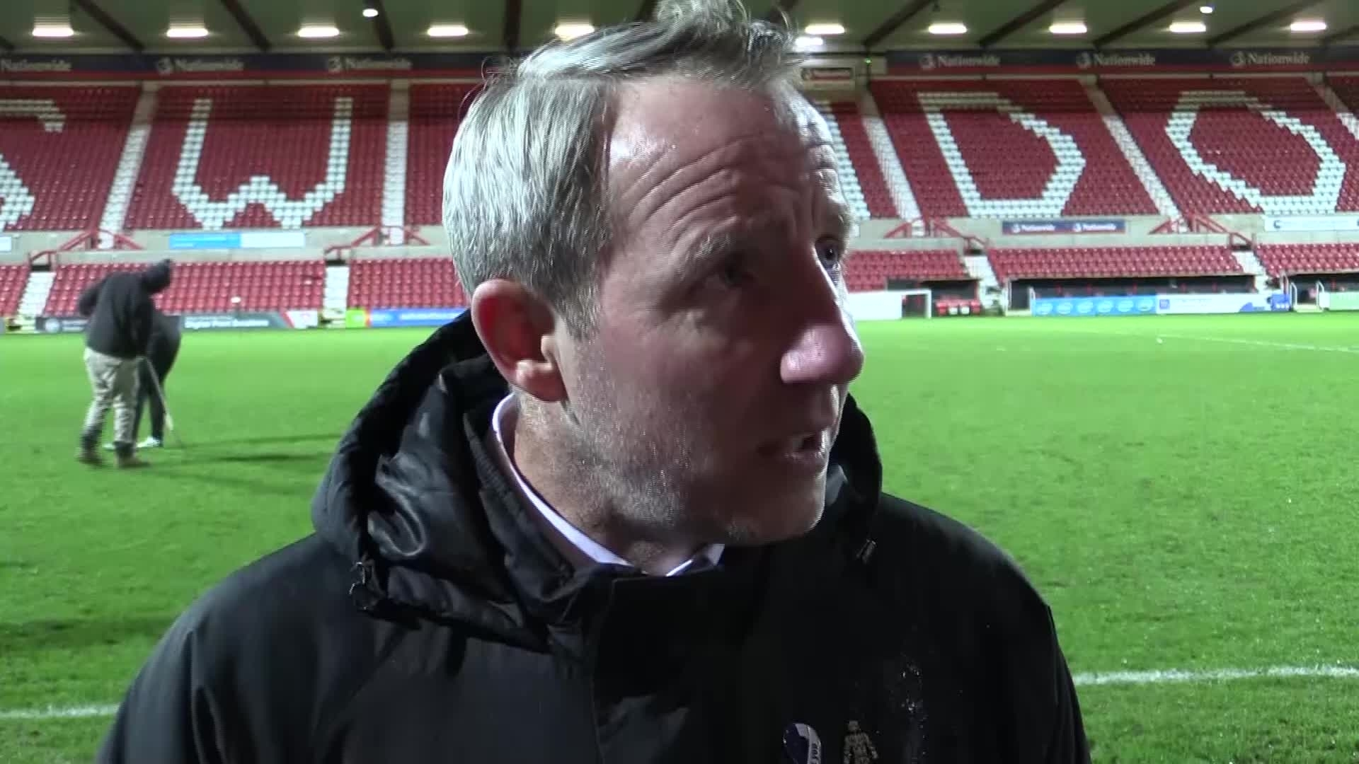 POST-MATCH | Lee Bowyer's post-Swindon Town press conference (December 2020)