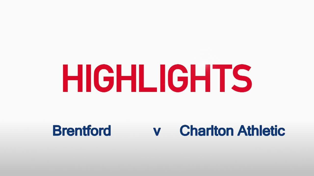 39 HIGHLIGHTS |  Brentford 1 Charlton 2 (March 2016)