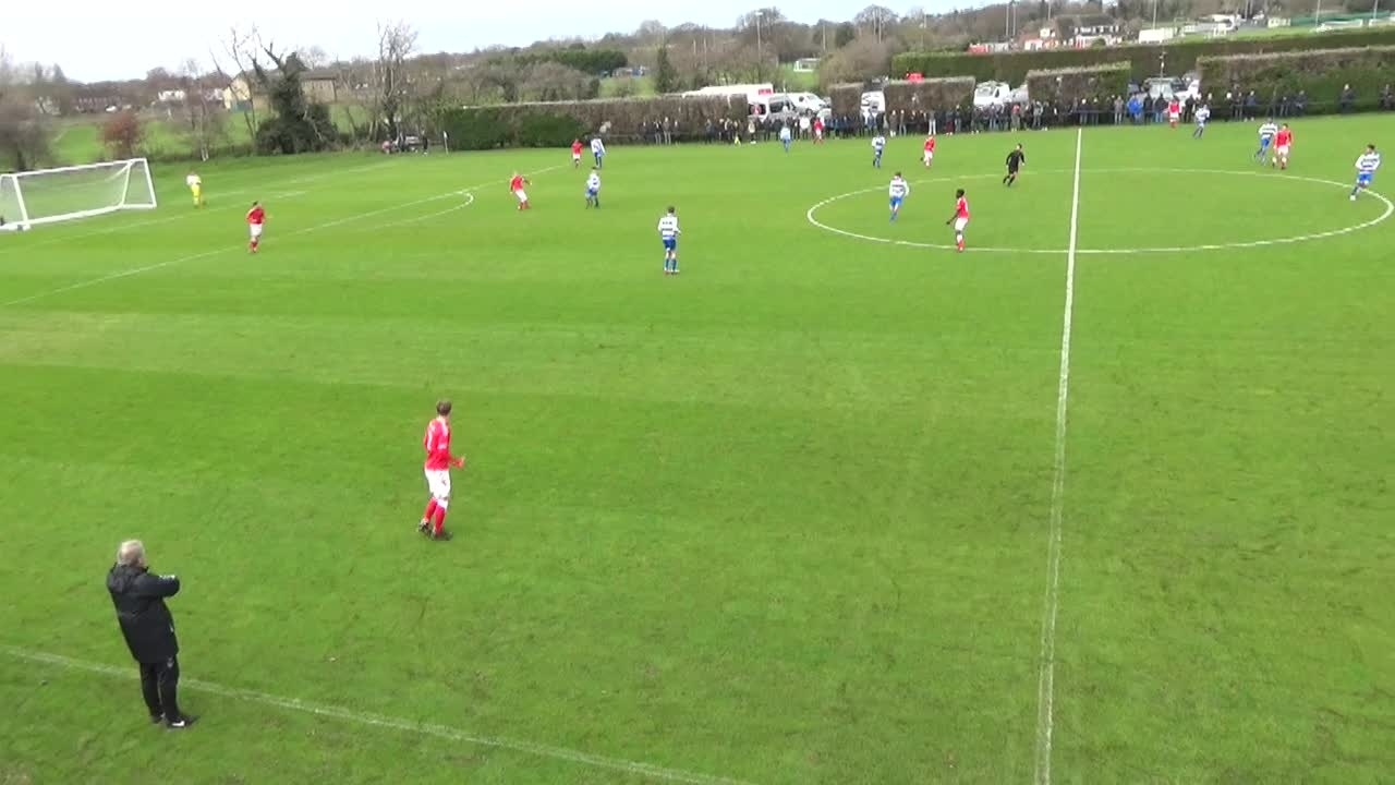 U18 HIGHLIGHTS | Charlton 3 Queens Park Rangers 2 (January 2020)