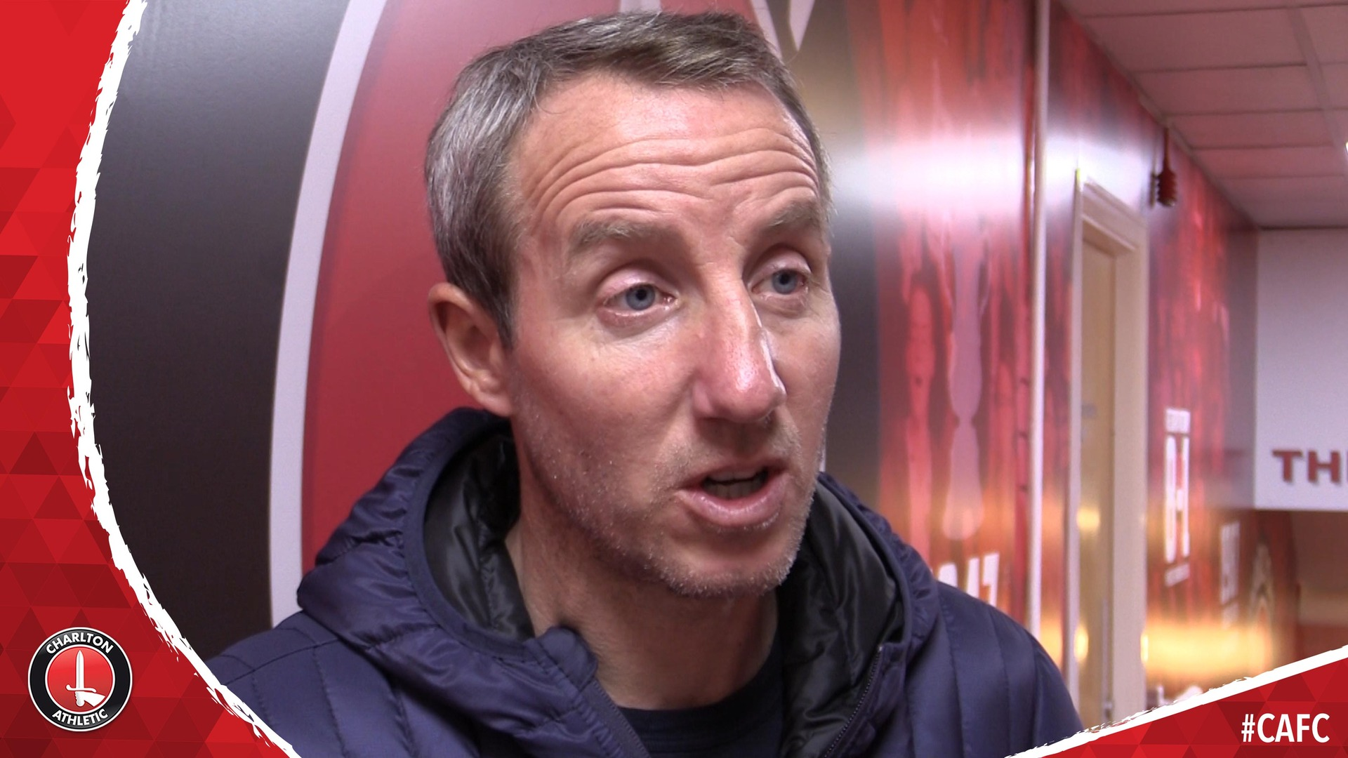 Lee Bowyer on Charlton's signing of goalkeeper Chris Maxwell