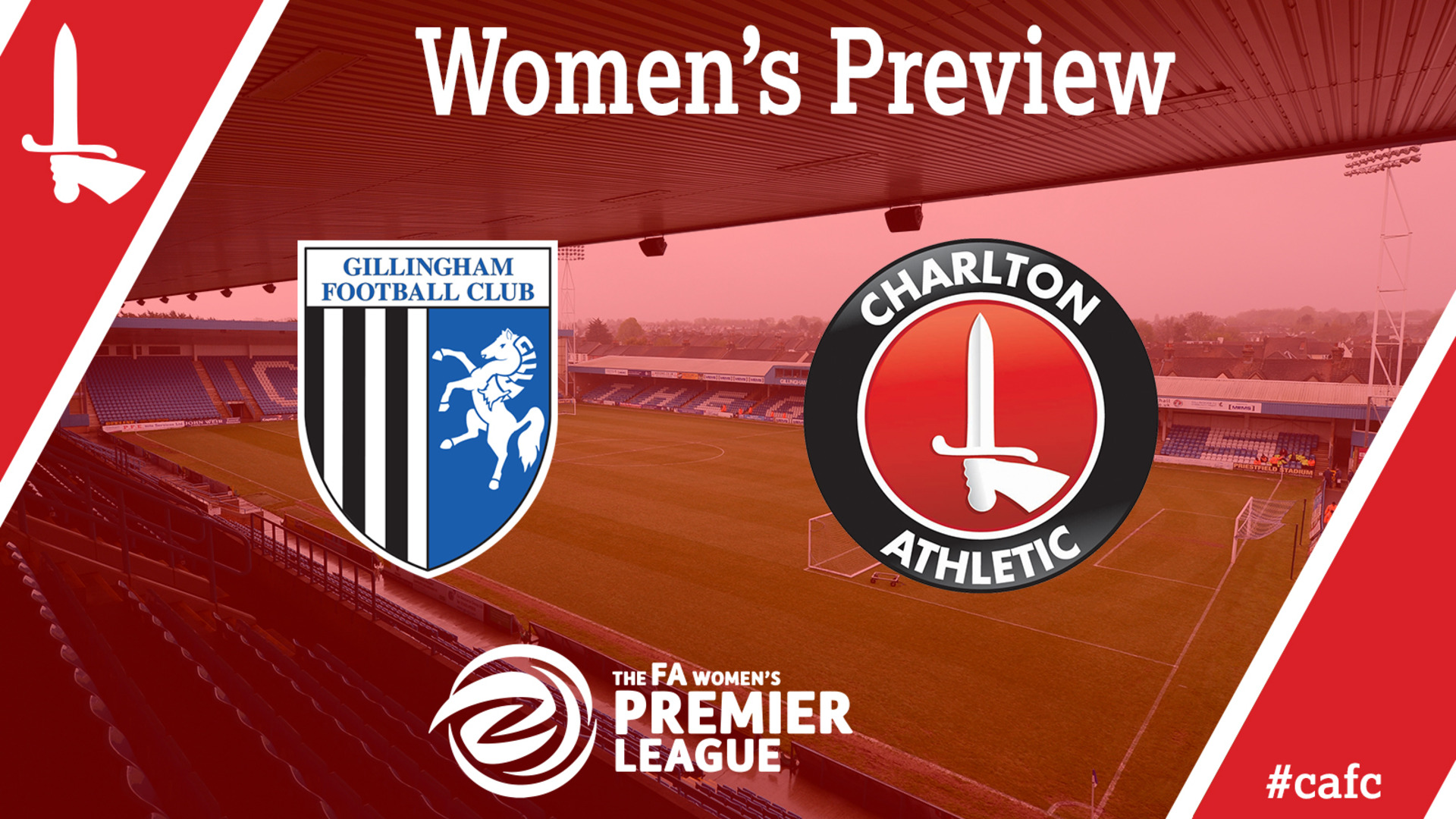 WOMEN MATCH PREVIEW | Gillingham vs Charlton