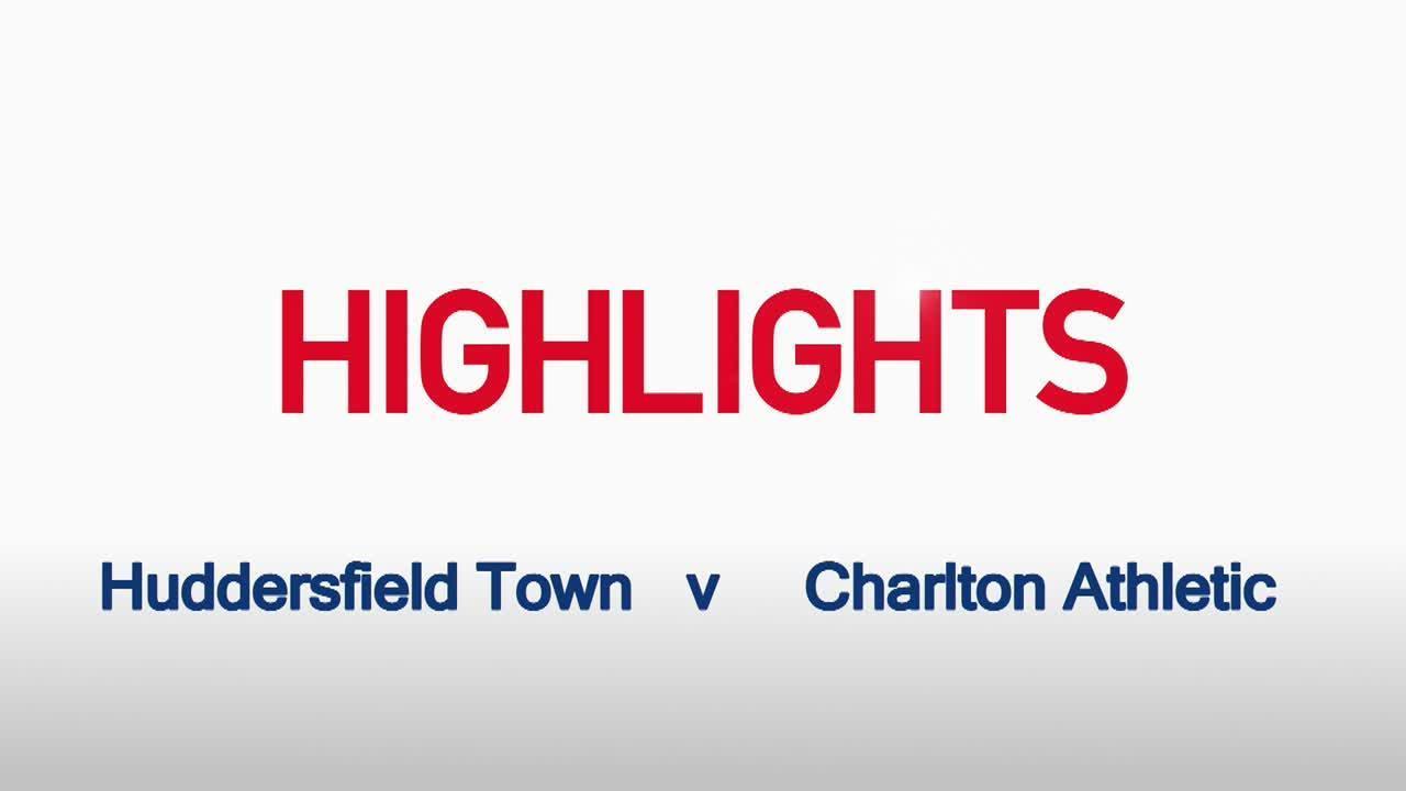 30 HIGHLIGHTS | Huddersfield 5 Charlton 0 (Jan 2016)