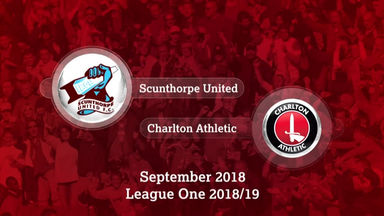 GOALS | Scunthorpe United 5 Charlton 3 (October 2018)