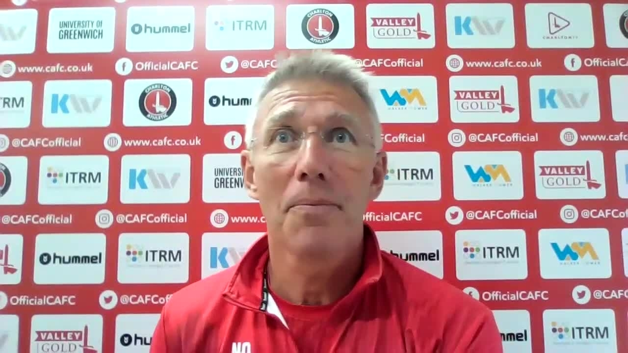 Nigel Adkins pre-Oxford United press conference (August 2021)