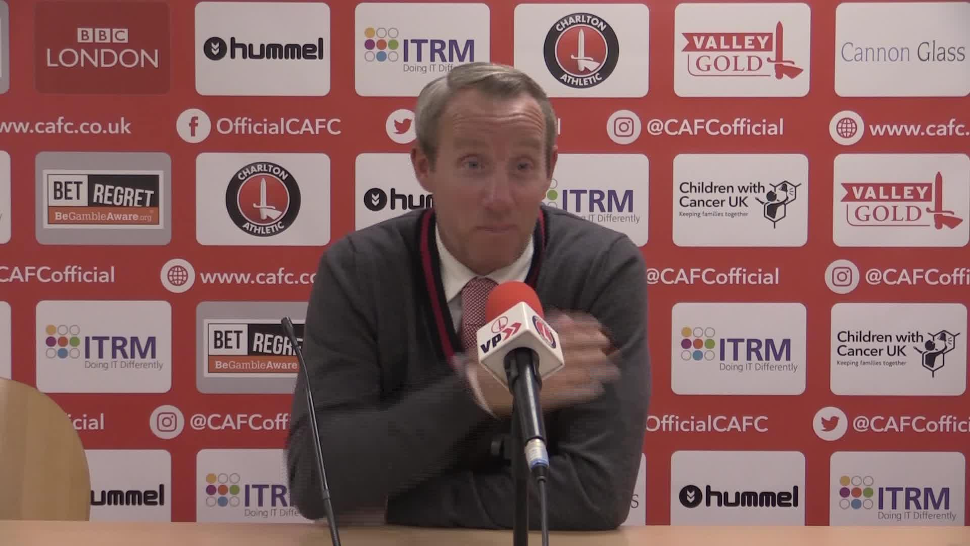 Bowyer on Derby win (October 2019)