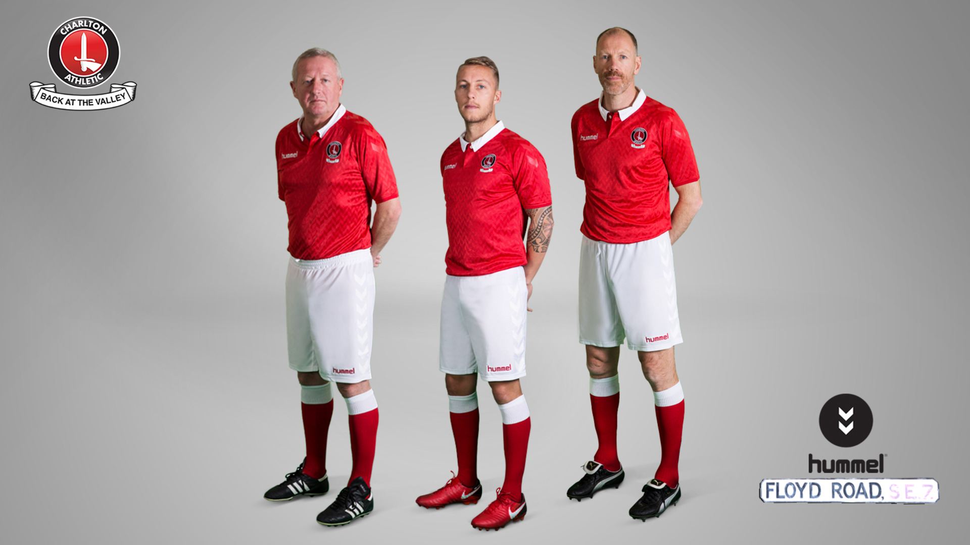 Back at The Valley anniversary kit unveiled