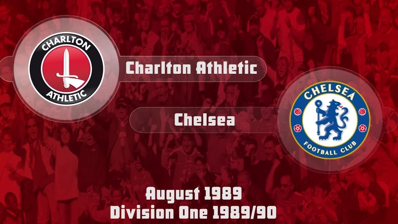 04 HIGHLIGHTS | Charlton 3 Chelsea 0 (Aug 1989)