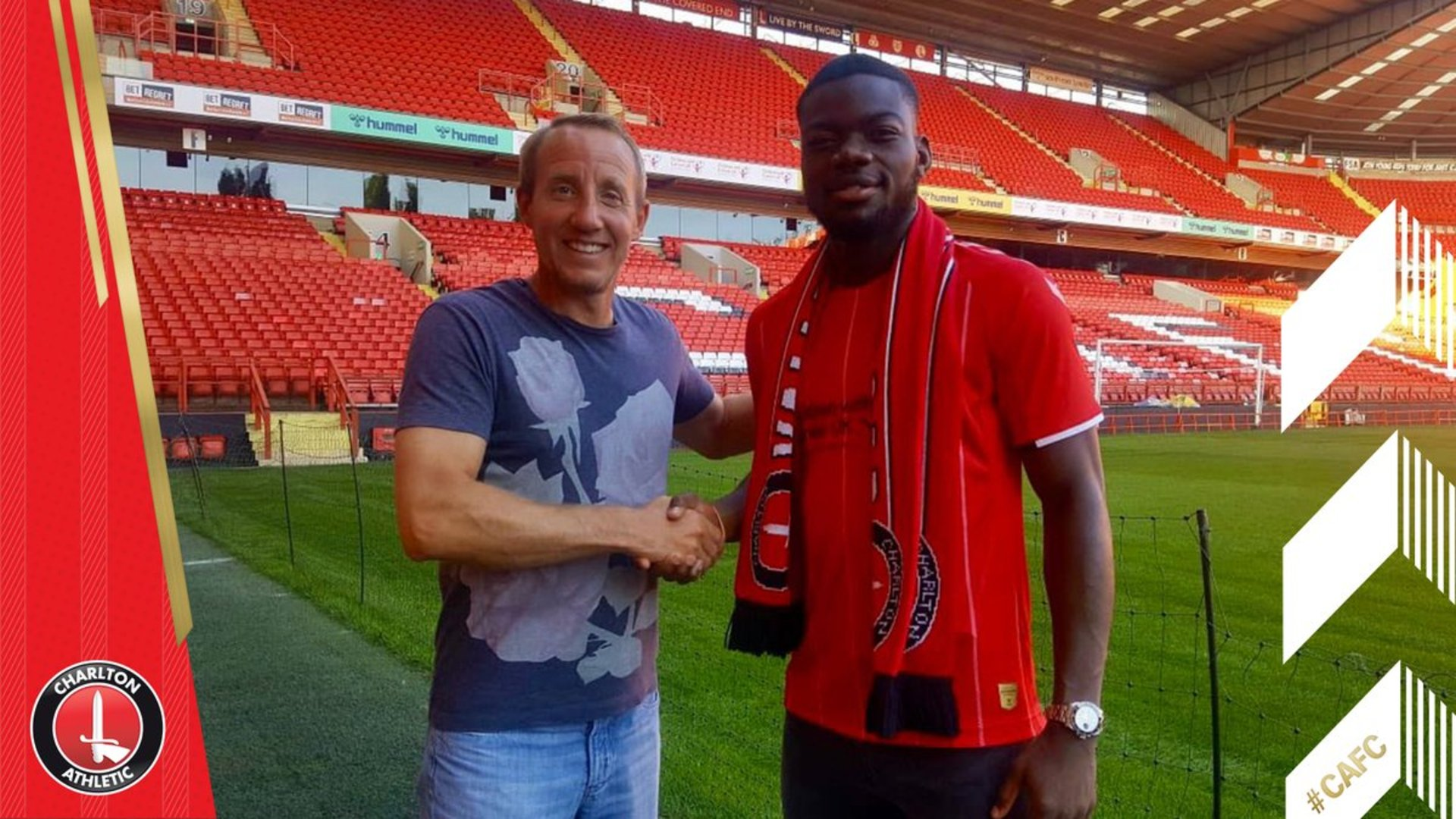 Lee Bowyer on Deji Oshilaja Signing