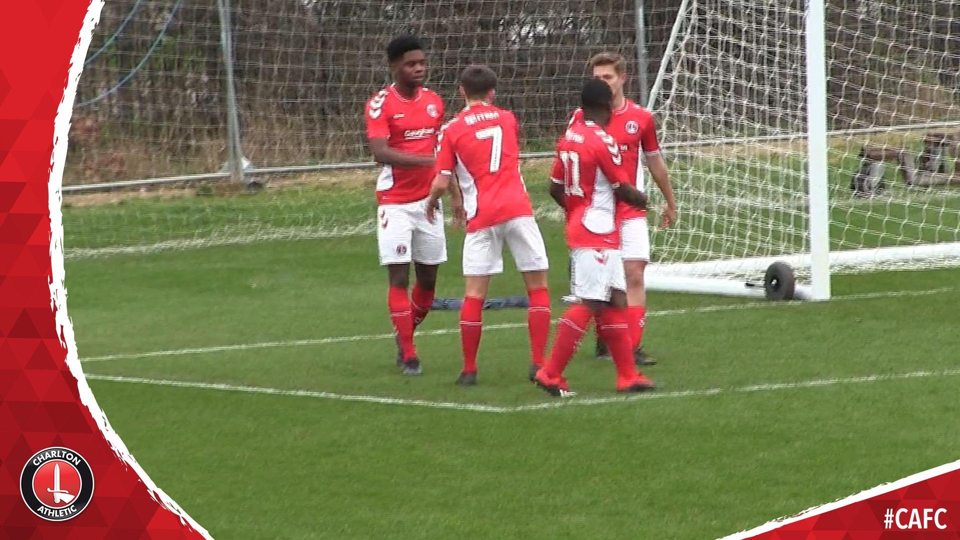 U18S HIGHLIGHTS | Charlton 6 Coventry City 0