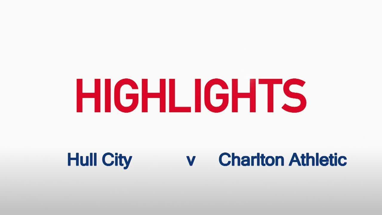 31 HIGHLIGHTS | Hull 6 Charlton 0 (Jan 2016)