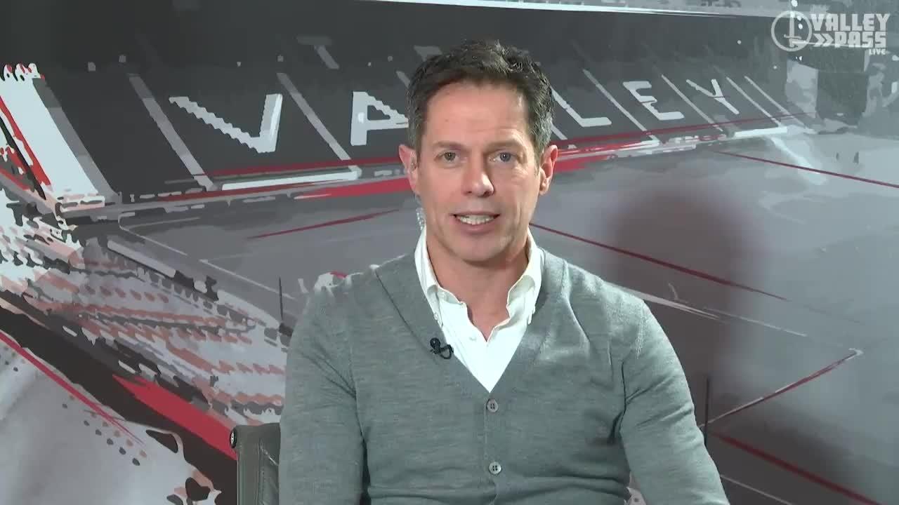Thomas Sandgaard on taking over Charlton Women (February 2021)