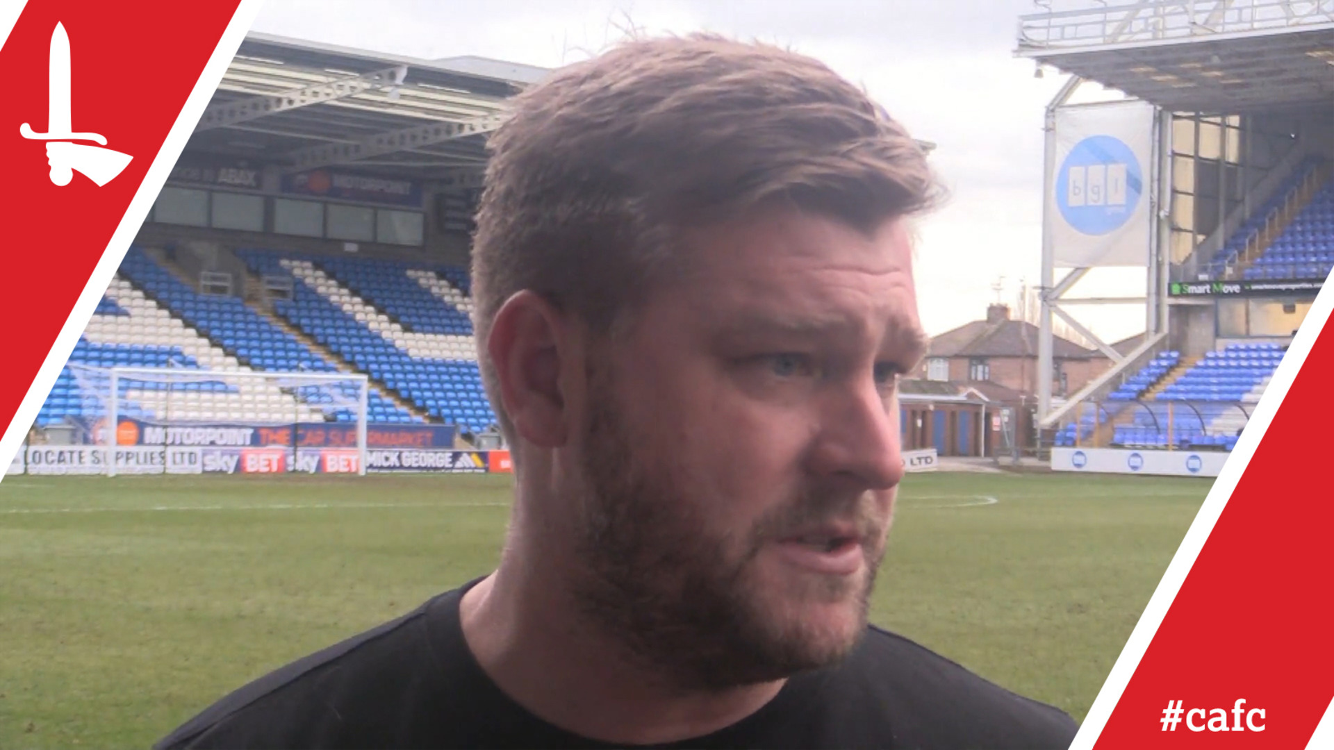 Karl Robinson reflects on Peterborough loss