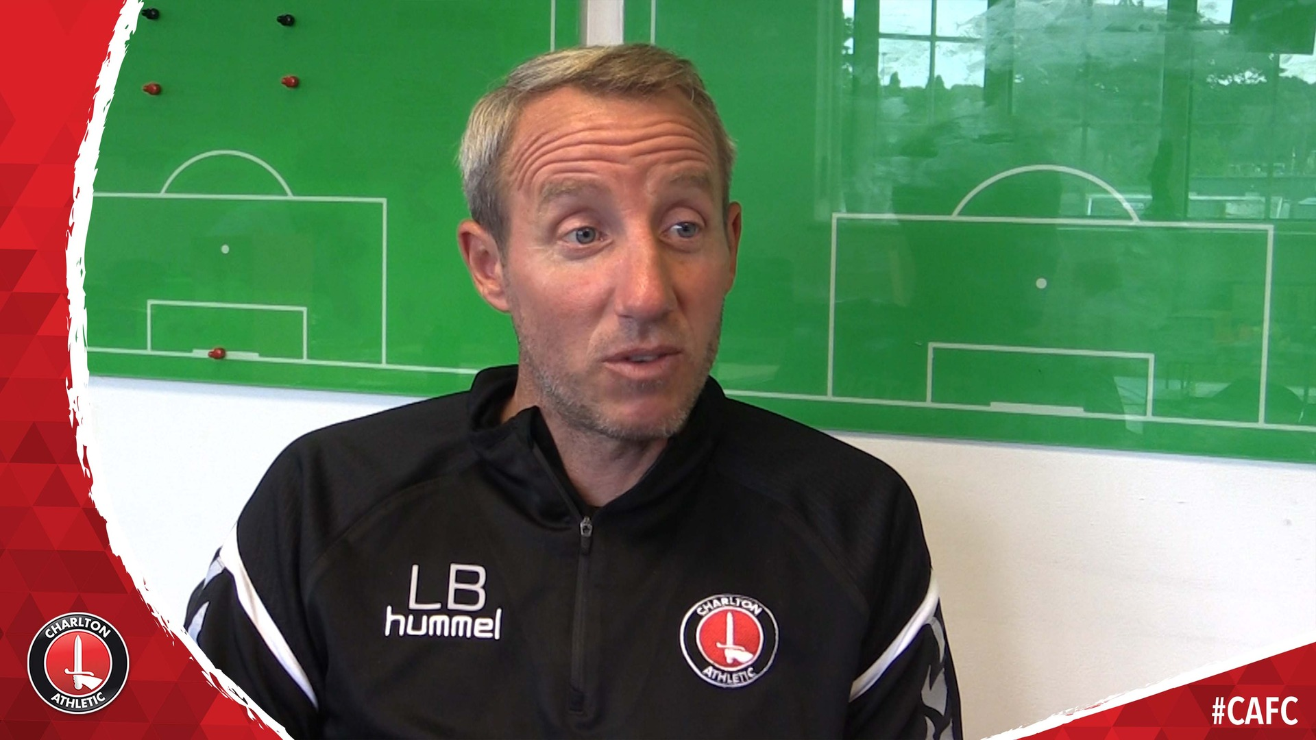 Lee Bowyer on signing Jamie Ward and the loan transfer deadline