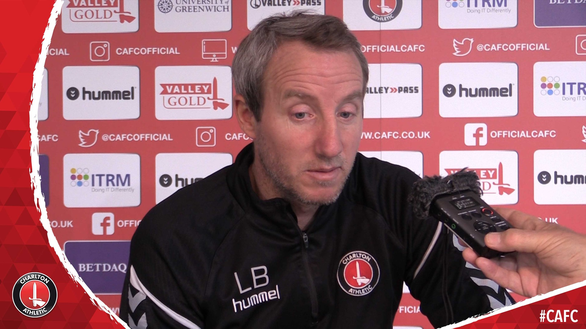 Lee Bowyer's pre-Southend United press conference (February 2019)