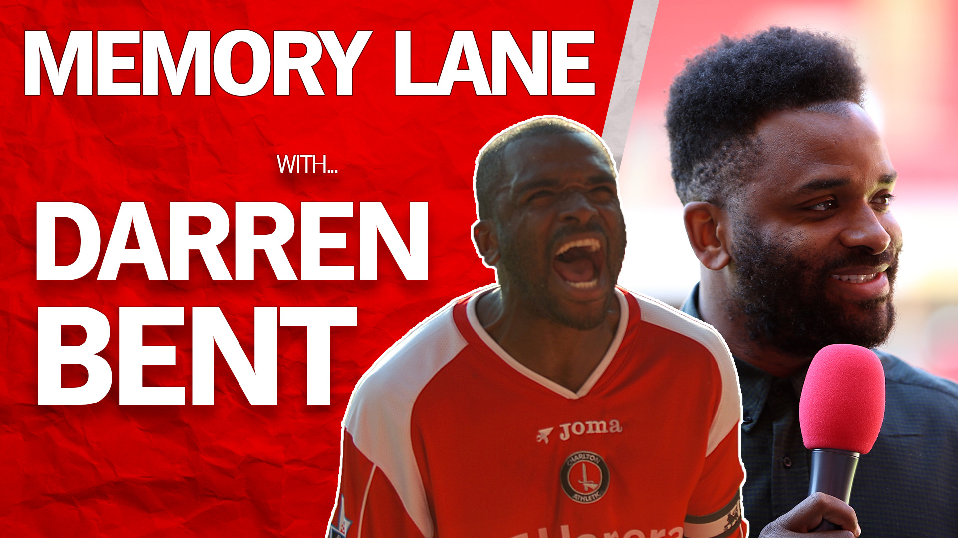 MEMORY LANE | Darren Bent (April 2021)