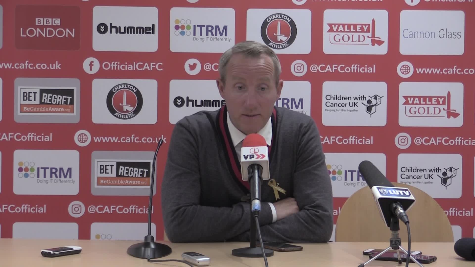 POST-MATCH | Bowyer discusses victory over Leeds United (September 2019)