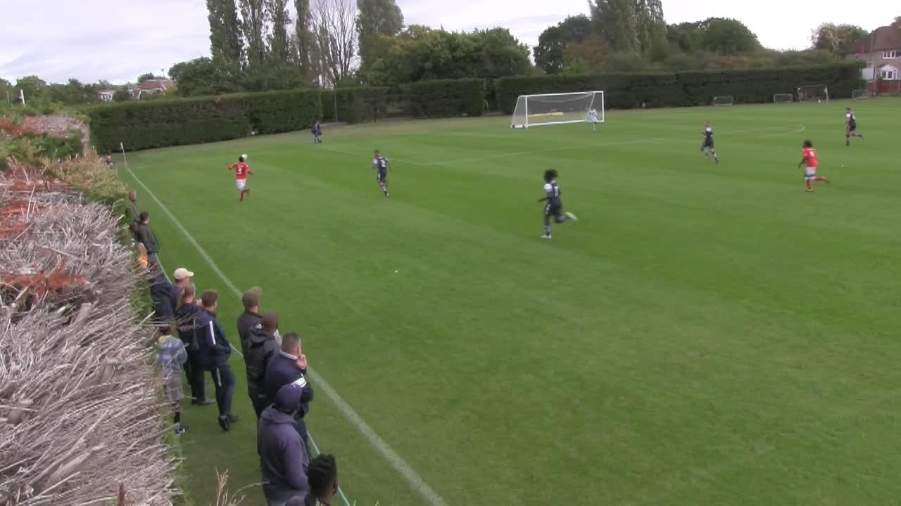 U18S HIGHLIGHTS | Charlton 1 Millwall 1 (September 2019)