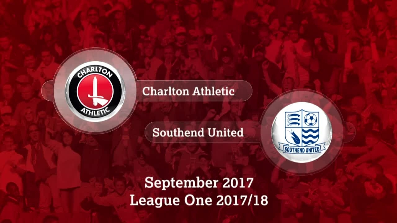 GOALS | Charlton 2 Southend United 1