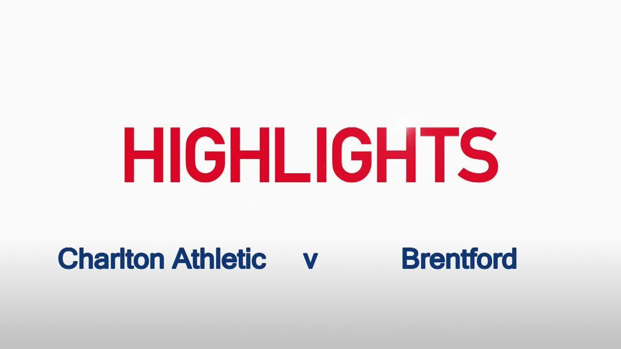 16 HIGHLIGHTS | Charlton 0 Brentford 3 (Oct 2015)