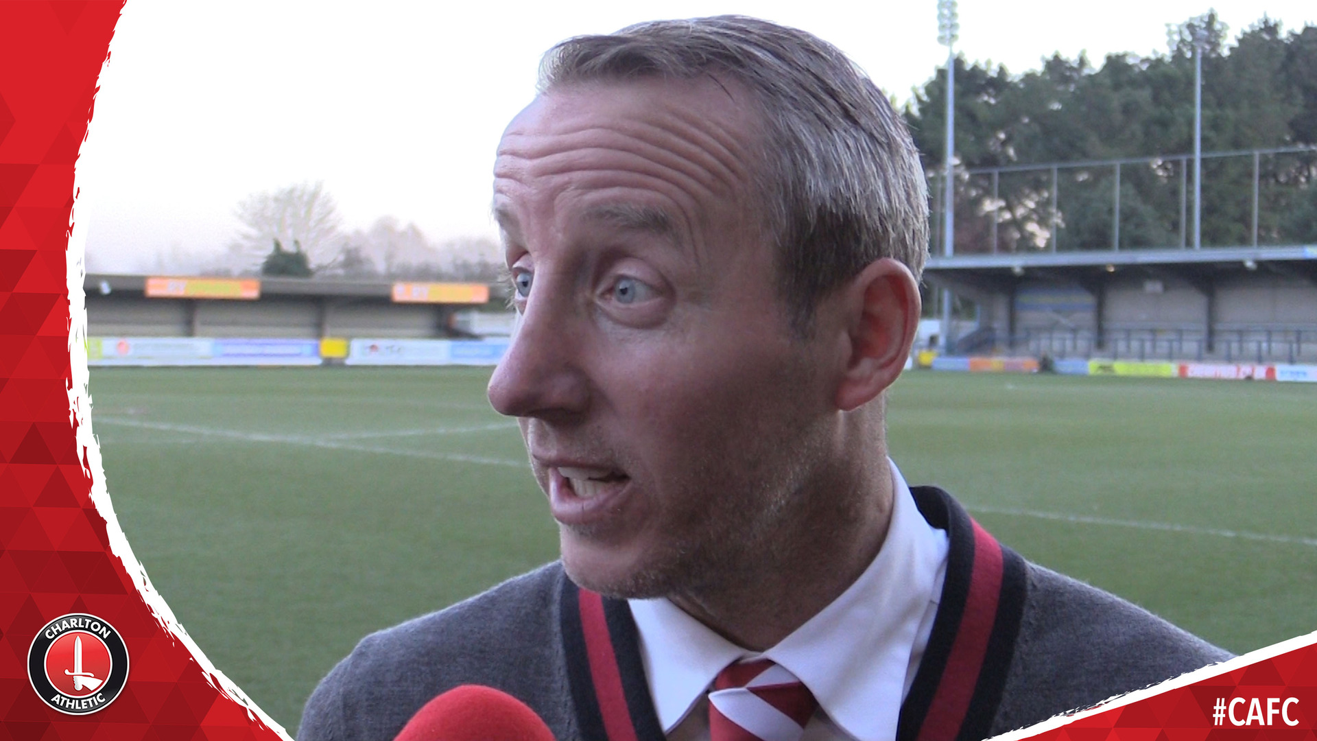 Lee Bowyer hails Charlton's bravery following late win over AFC Wimbledon (February 2019)