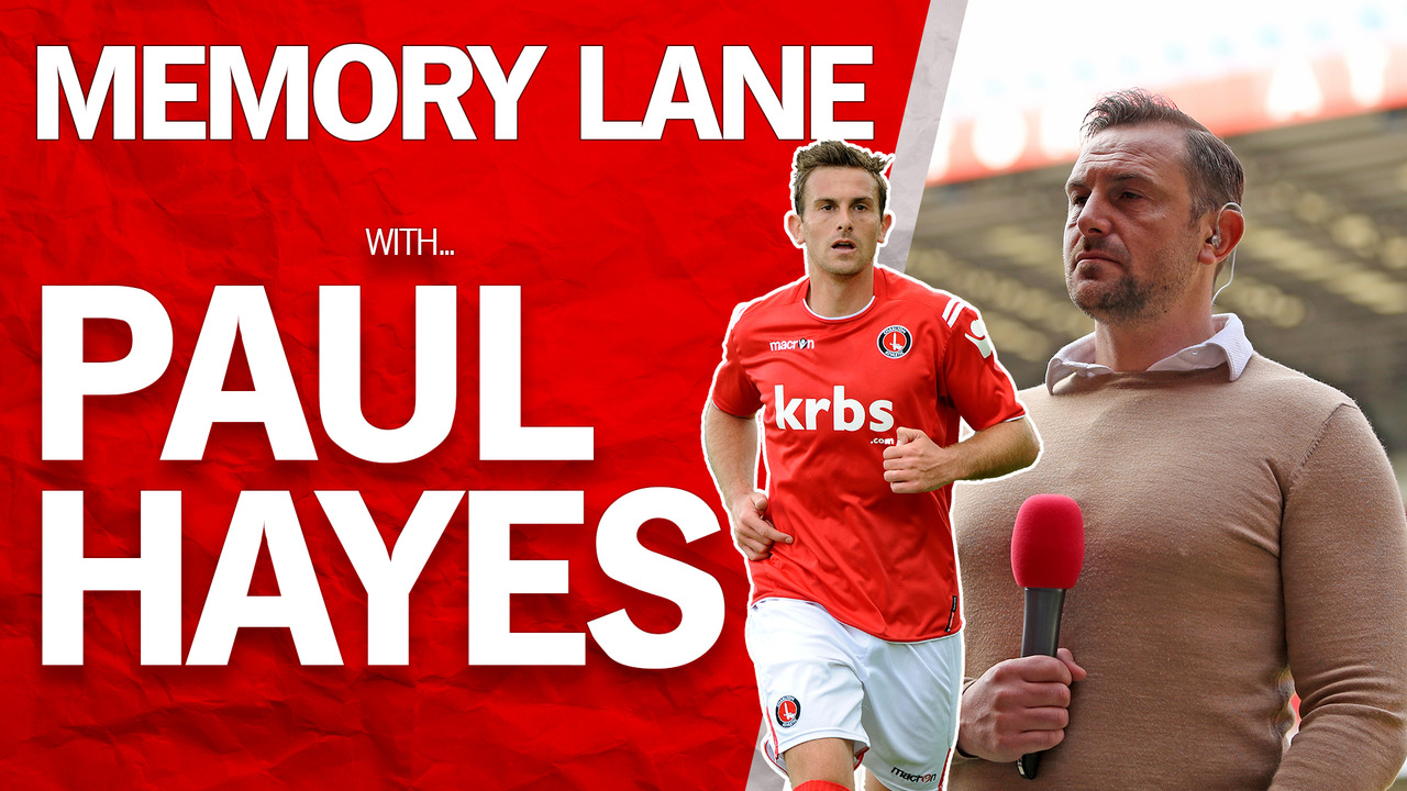MEMORY LANE | Paul Hayes (May 2021)