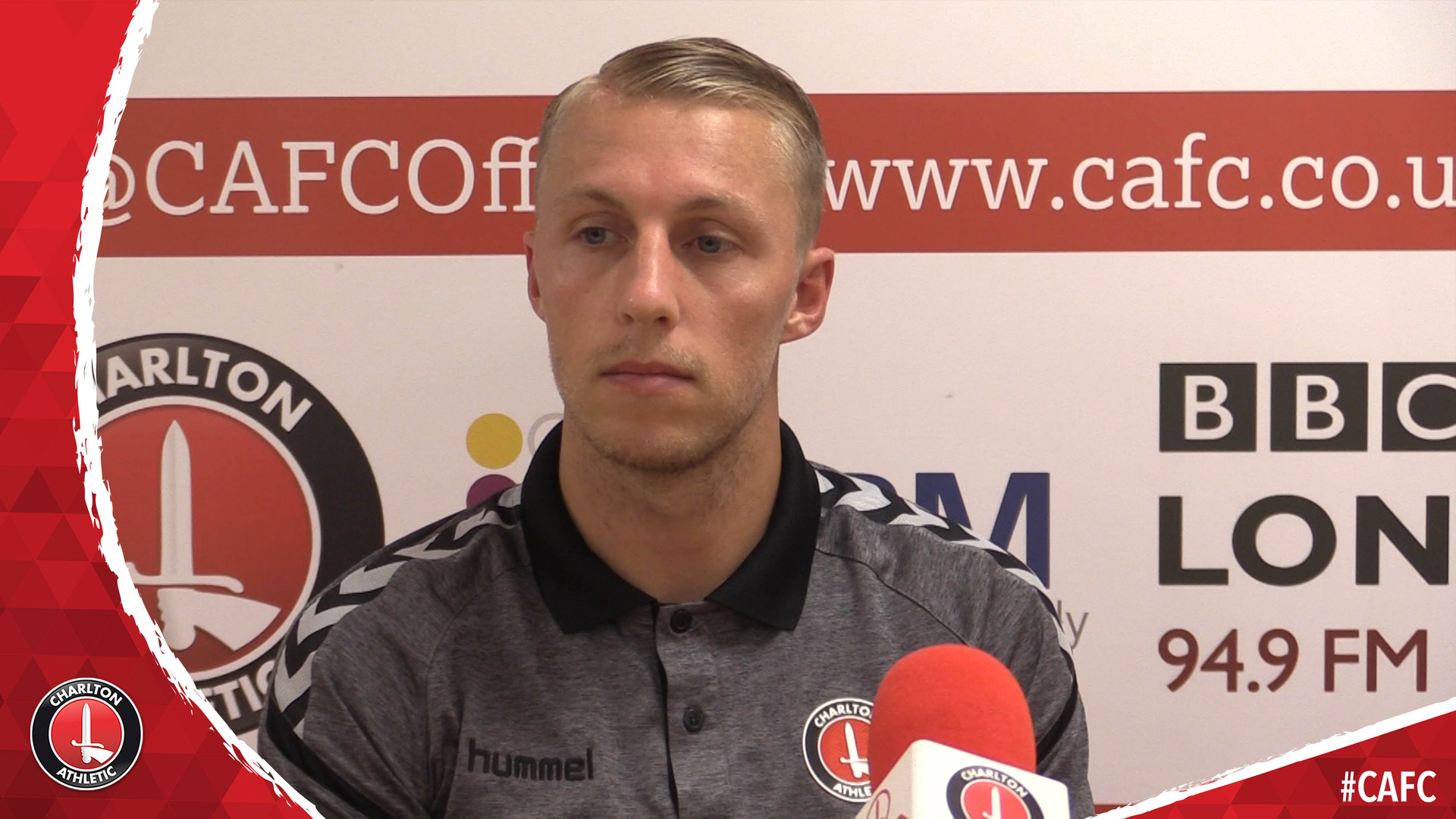 Chris Solly on Peterborough, the penalty and Charlton's start to the season