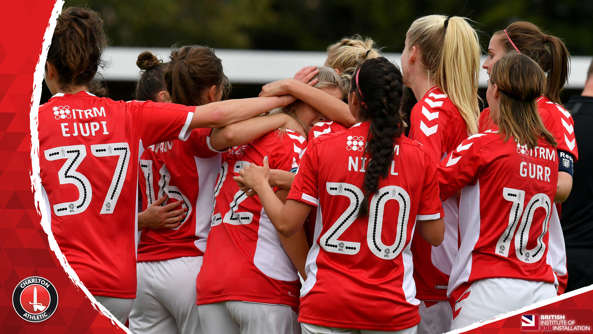 ALL ANGLES COVERED | Charlton Women 4 Lewes 1