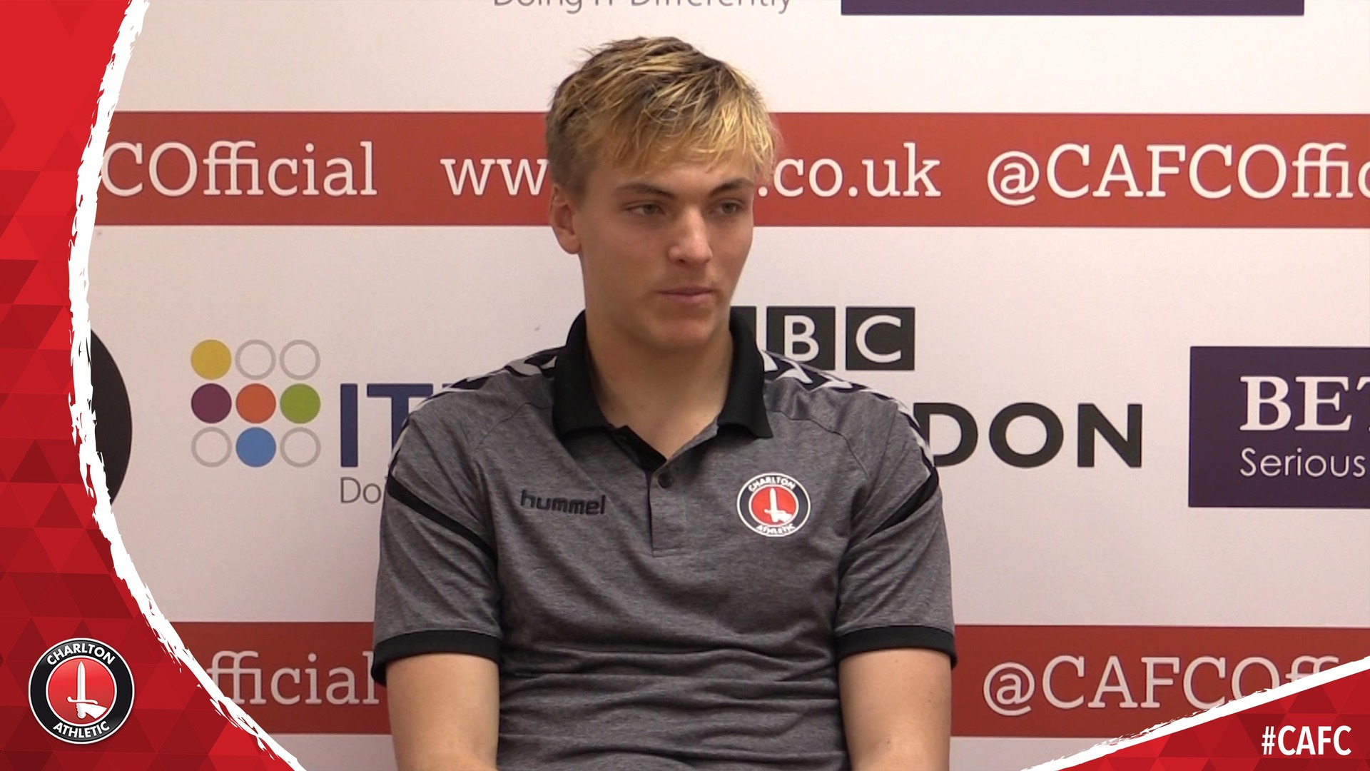 Ashley Maynard-Brewer proud to have made his Charlton debut