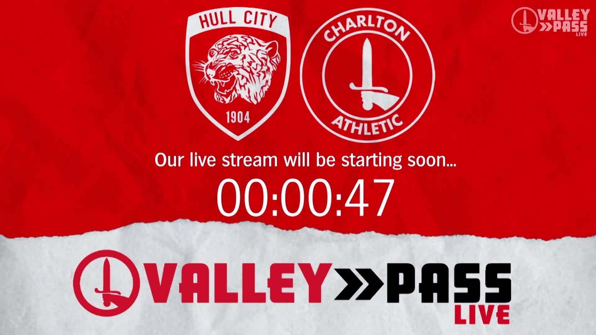 Valley Pass Live | Full Broadcast - Hull City (January 2021)