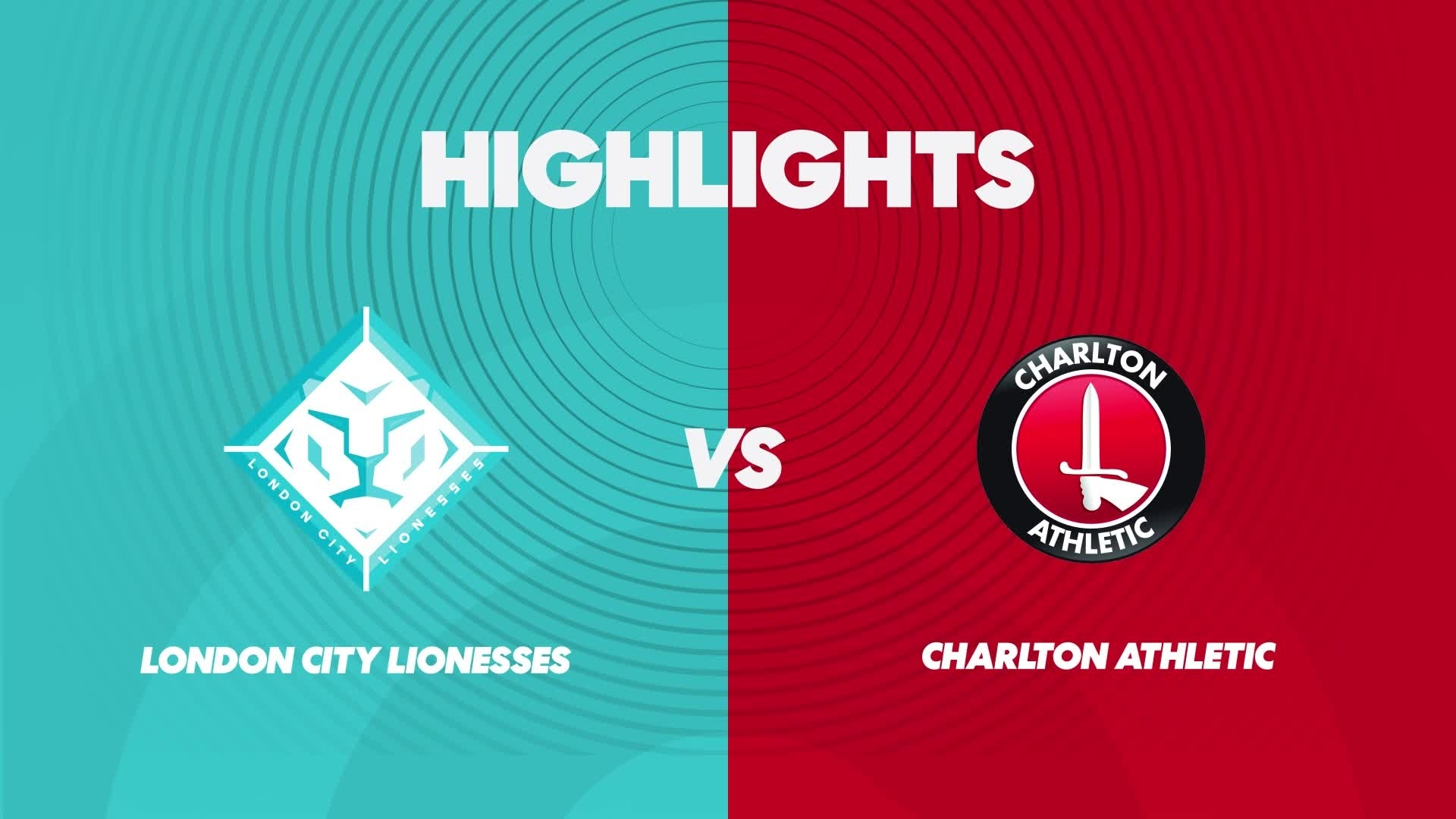 WOMEN'S TEAM | London City Lionesses 0 Charlton 0 (March 2021)