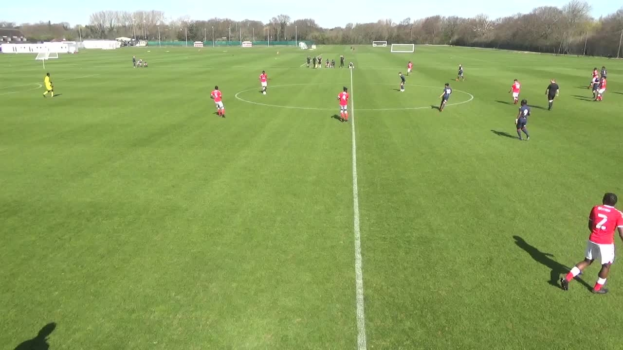 U18 Highlights | Charlton 5 Swansea City 0 (March 2021)