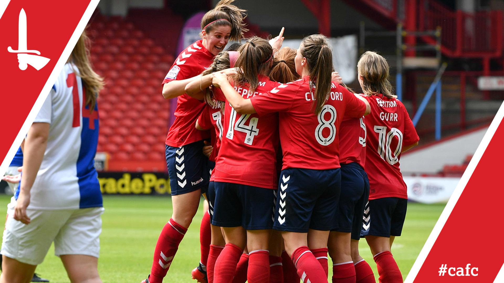 FULL GAME | Blackburn Ladies 1 Charlton Women 2 (May 2018)