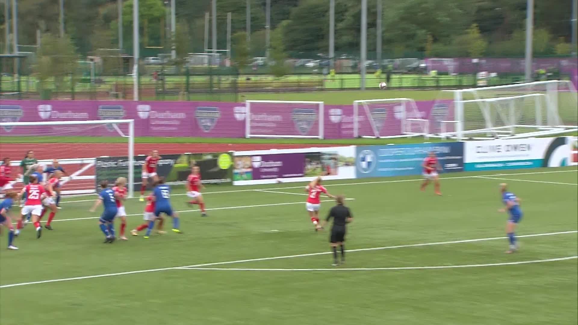WOMEN'S TEAM | Durham 0 Charlton 2 (September 2021)